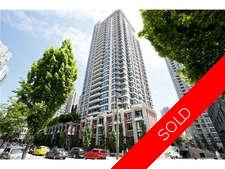 Yaletown Condo for sale: Yaletown park 1 1 bedroom 520 sq.ft. (Listed 2018-02-05)